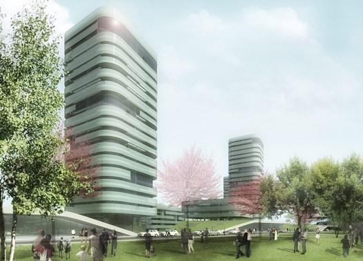 AEDES: l'eco-quartiere residenziale di Silvio D'Ascia a Napoli