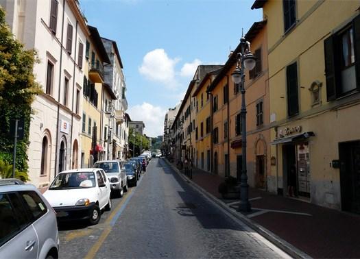 Al via la riqualificazione di Piazza De Gasperi a Grottaferrata