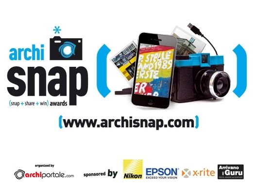 Archiportale lancia gli Archisnap Awards 2010