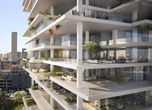 Beirut svela torre residenziale firmata Herzog & de Meuron