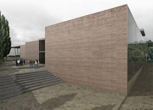 Ampliamento del Liceo Farnesina a Roma