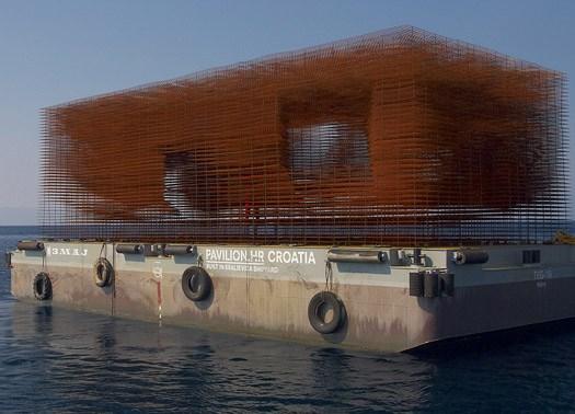 Biennale Venezia: il padiglione galleggiante della Croazia