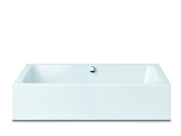 Bassino, la nuova vasca da bagno Kaldewei