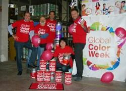 Akzo Nobel celebra la Settimana del Colore