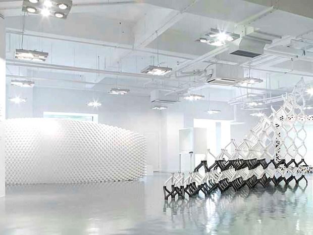A Shanghai il nuovo DuPont(tm) Corian(R) Design Studio