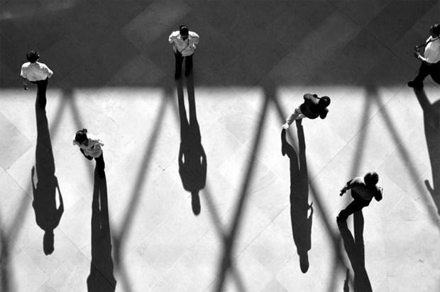 Menzione Speciale - Diego Speri, 'Ombre al Louvre'