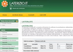 Andil presenta il software on line Laterlife