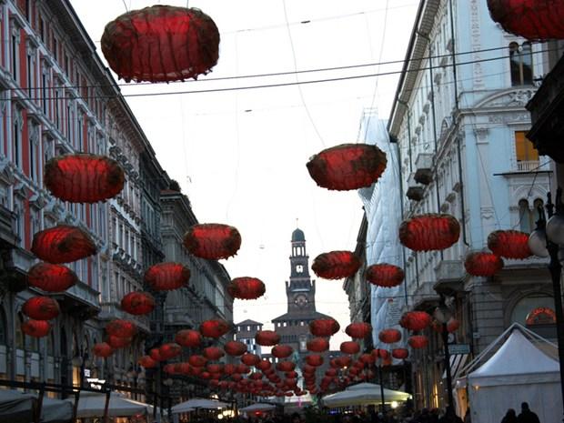 TTM Rossi illumina Milano con Nuvole d'Oro