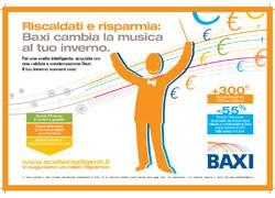 Baxi lancia la Campagna 'Scelte Intelligenti'