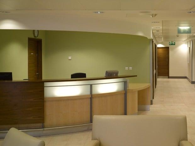 AHEC per la London Clinic progettata da Anshen+Allen