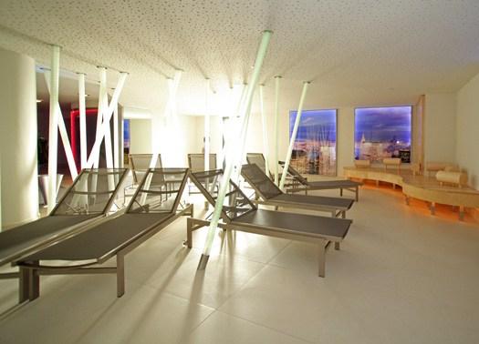 Vienna: il rinnovato Manhattan Fitness Center firmato Alice Koller