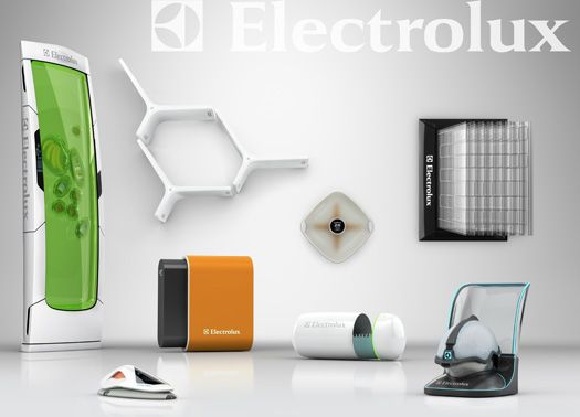 Al via Electrolux Design Lab 2011