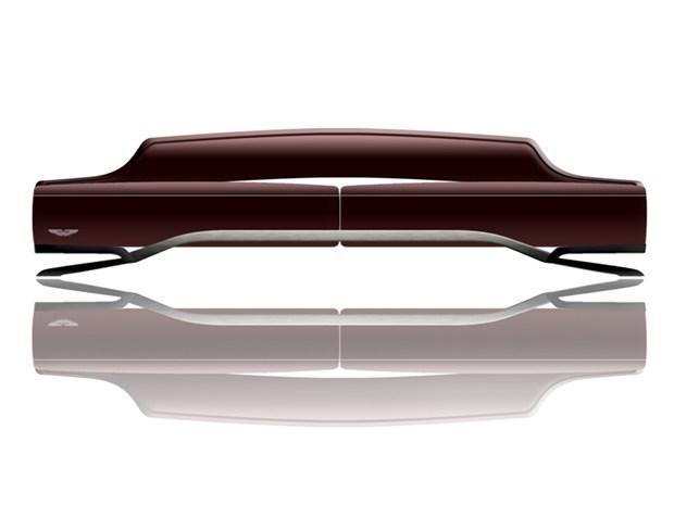 Divano Aston Martin - Design by Emanuele Canova