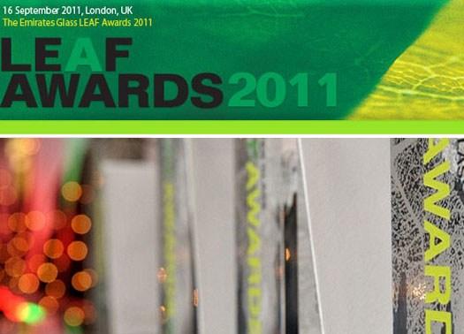 Al via l'VIII edizione di Emirates Glass LEAF Award