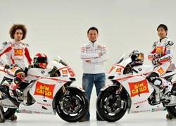 2011: BigMat compie 30 anni e sponsorizza il Moto GP
