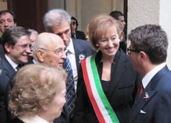 150esimo a Milano: AkzoNobel saluta Napolitano al Museo del Risorgimento