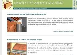 ANDIL presenta la newsletter del laterizio