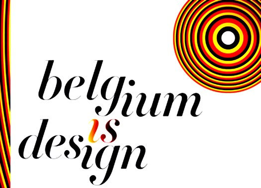 Belgium is Design