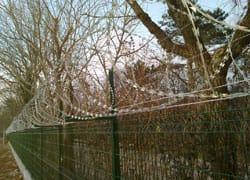 Betafence: rafforzata la sicurezza della stazione elettrica di Padriciano
