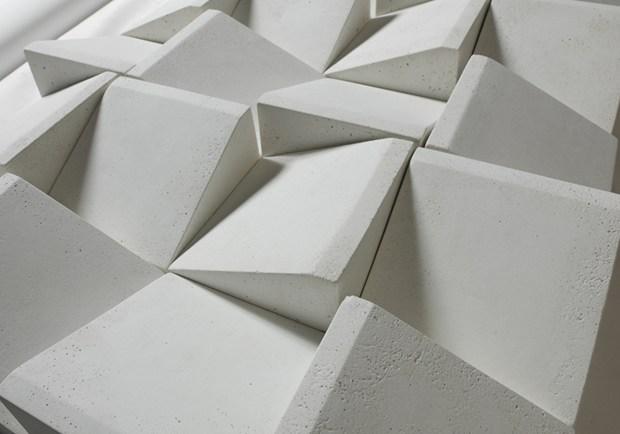 Blocchi e masselli in calcestruzzo di design