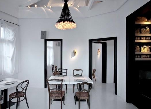 'Il Buco': il ristorante minimal di Sotovikis + B ad Atene