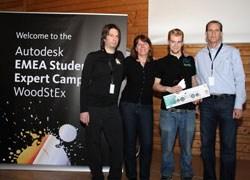 Autodesk incontra i 100 migliori studenti europei per parlare di innovazione