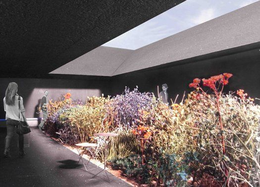 Zumthor per il Serpentine Gallery Pavillion 2011
