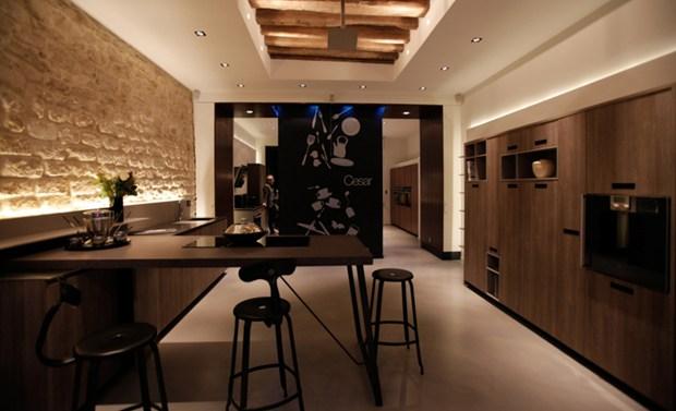 A Parigi il primo flagship store oltralpe di Cesar