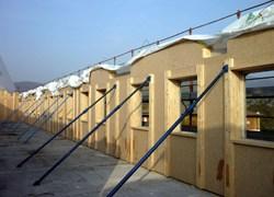 Wood Beton per il Motel Morgana, il primo hotel con pareti in legno che respirano