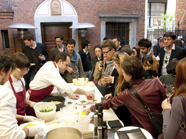 VINA di Arclinea: la cantina vini per eccellenza