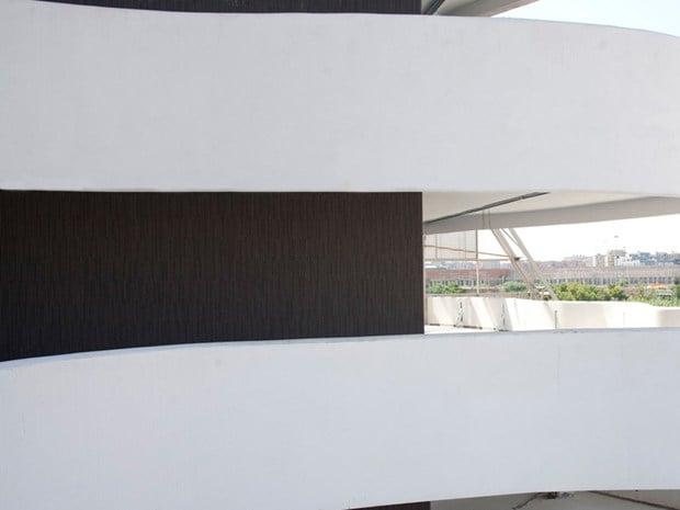 """ARMA Architectural Materials nel primo edificio """"ecosostenibile"""" di Roma"""