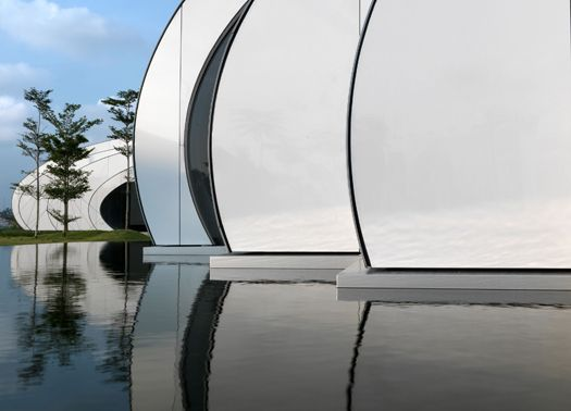 Architetture temporanee 'on the edge'