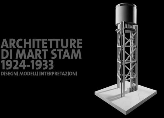 Architetture di Mart Stam 1924-1933