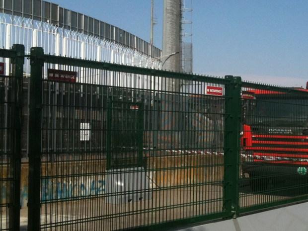 Betafence Security Projects per lo stadio Silvio Piola di Novara