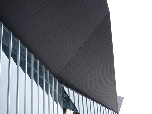 Anthra-Zinc per il Melbourne Convention Centre