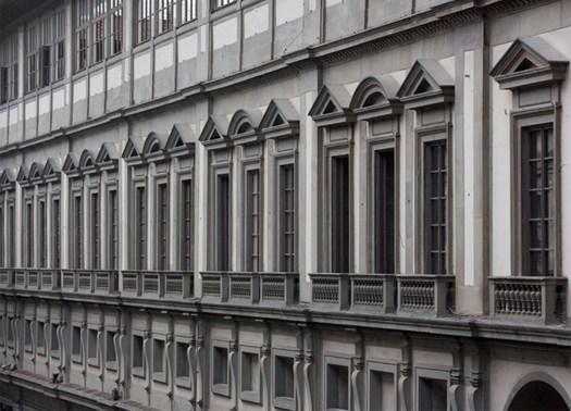 A Firenze una mostra sull'architettura degli Uffizi