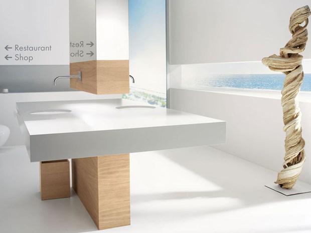 Axor Uno2 di Hansgrohe: il design diventa elettronico