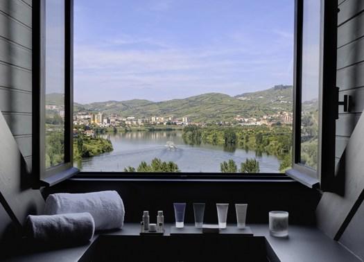 Benessere e tranquillità nell'Aquapura Douro Valley