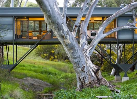Australia: la Bridge House di Max Pritchard
