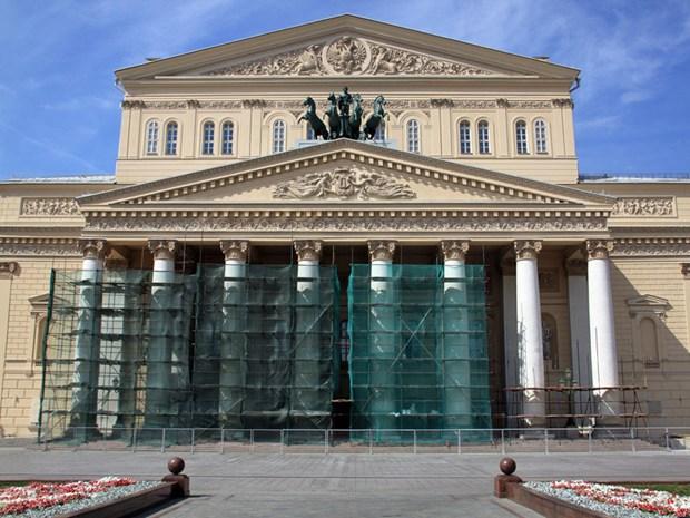 Ursa e l'isolamento acustico del Bolshoi di Mosca
