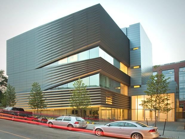 VMZINC per il Granoff Center della Brown University