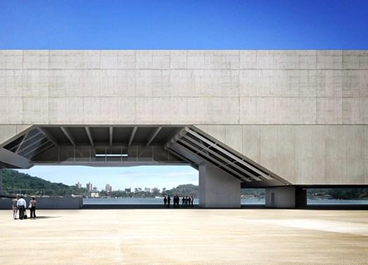 Brasile: la Cais das Artes di Paulo Mendes da Rocha