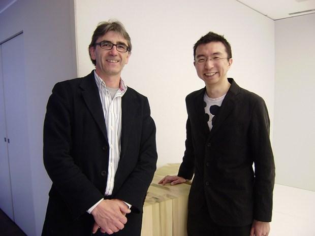 David Venables, AHEC e Sou Fujimoto - Fotografie gentilmente fornite da: Wallpaper* e Andrea Garuti