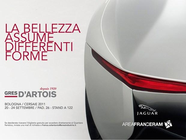 Area Franceram e Jaguar presentano nuove idee