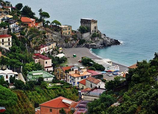 Vietri sul Mare valorizza il litorale costiero