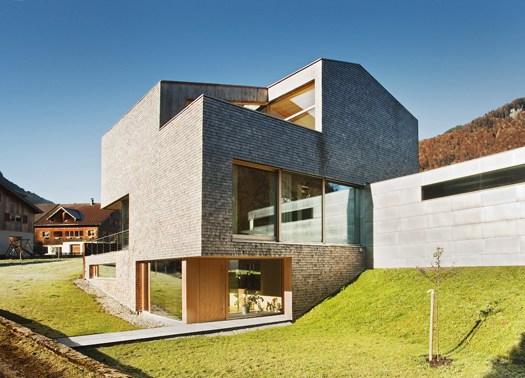 Austria: House Haller di Haller & Plattner
