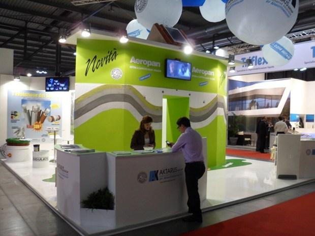 Aktarus Group a Made Expo con Aeropan, l'evoluzione della specie