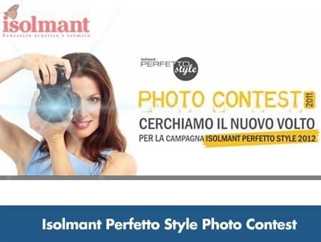 A breve i vincitori del Photo Contest Isolmant Perfetto Style