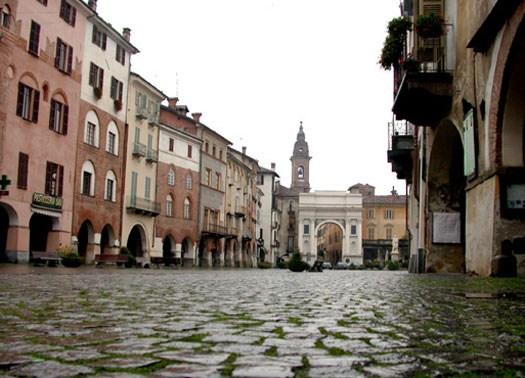 A Savigliano si riqualifica l'area antistante il teatro civico