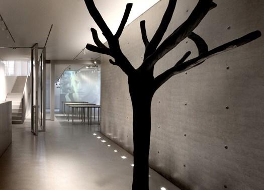 Apre a Milano lo showroom Duvetica firmato da Tadao Ando